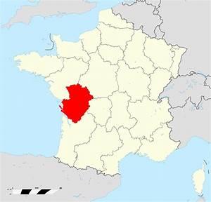 Poitiers Carte De France : file poitou charentes region locator wikimedia ~ Dailycaller-alerts.com Idées de Décoration
