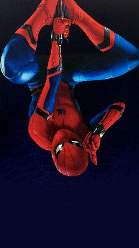 az spiderman homecoming hero film illustration art wallpaper