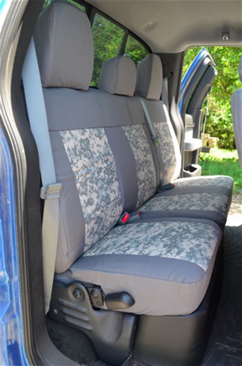Knopf Auto's Truck Of The Day  Digital Camo Seat Covers