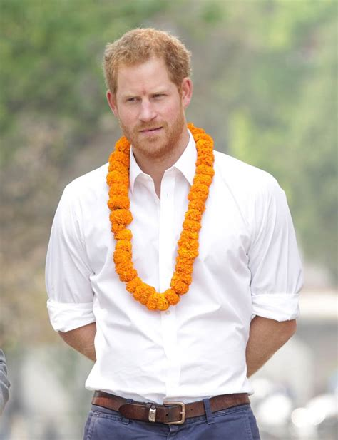 Prince Harry Beard