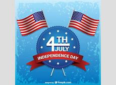 Independence day 4th of july vector Vector Free Download