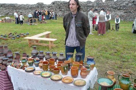 Traditonal Latvian pottery. SIA