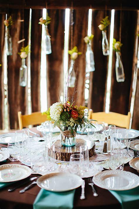 rustic fall farm wedding