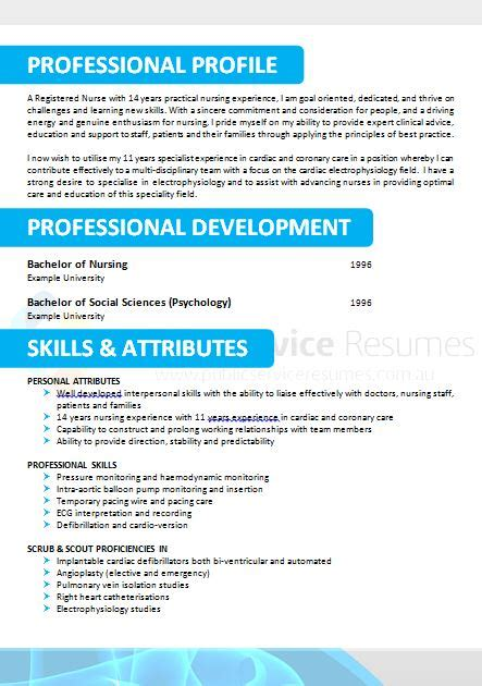 resume and selection criteria writers sydney resume and