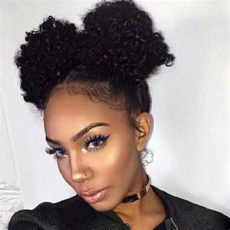 8 quick easy hairstyles on medium short natural hair