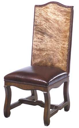 Cowhide Dining Room Chairs by Colt Cowhide Dining Chair From Western For The