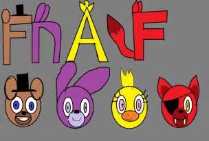 F-NaF Fan Art deviantART