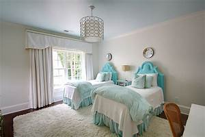 Good Looking flokati rug in Bedroom Traditional with King
