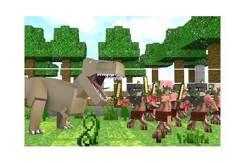 baixar mod de batalha dinossauro minecraft