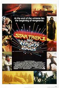 Wrath Of Khan Posters - Star Trek: The Movies Photo ...
