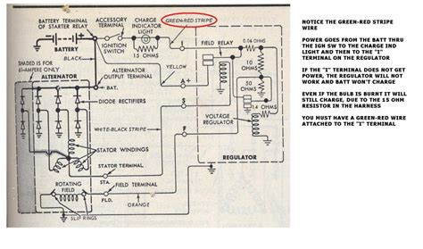 1967 Ford Galaxie Wiring Diagram Alternator by 67 390 Galaxie Not Charging Ford Forums Ford
