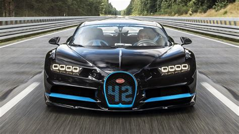 bugatti veyron watch the bugatti chiron go from 0 249mph 0 top gear