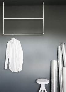 clothing rail, cos, grey home Pinterest Inspiration