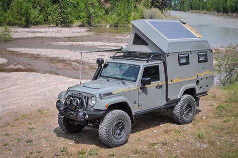 aev jeep wrangler outpost ii overlander hiconsumption