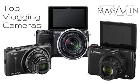 Best Camera For Youtube And Vloggers  Wac Magazine