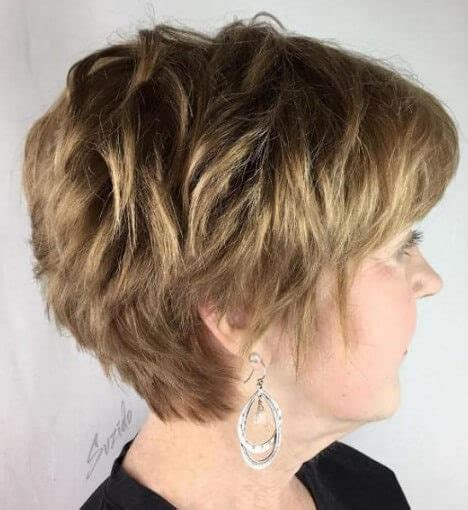 short hairstyles  square faces