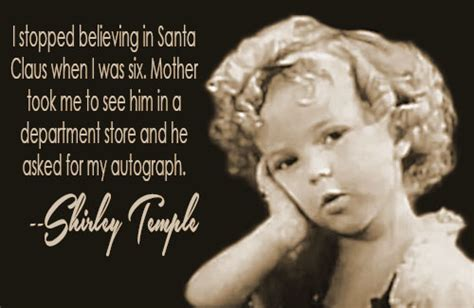 shirley temple quotes