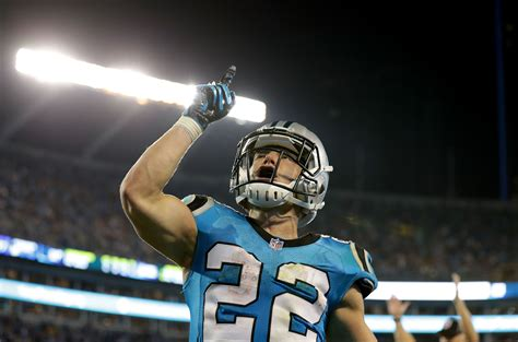 Carolina Panthers Christian Mccaffrey Sets Franchise