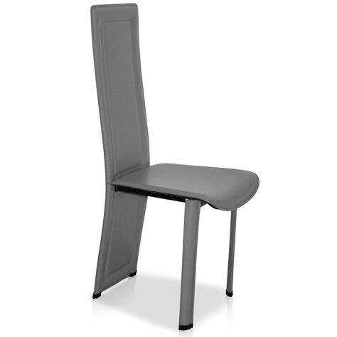 chaise grise conforama chaise de cuisine grise cuisine blanche grise et