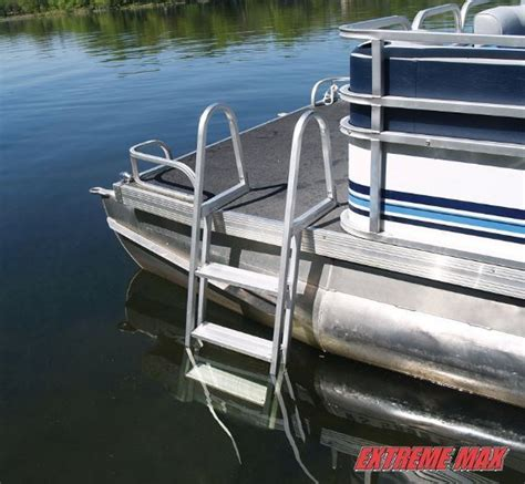 Boat Ladders For Sale by Pontoon Float For Sale Classifieds