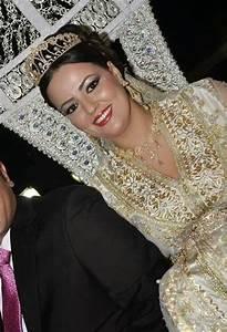 Robe De Mariage Marocaine : la robe marocaine pour les f tes de mariage caftan moderne ~ Preciouscoupons.com Idées de Décoration