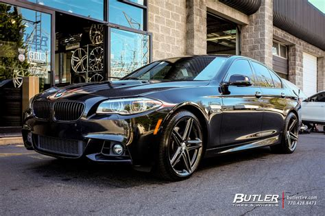bmw  series   vossen vfs wheels exclusively