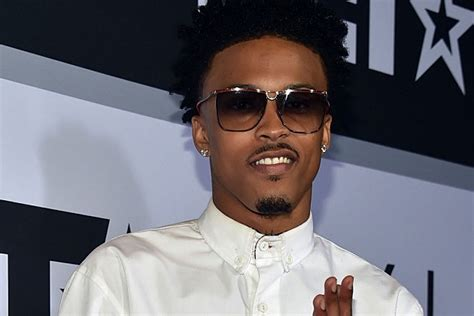 august alsina favorite color august alsina 2018 haircut beard weight