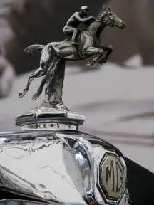Horse Car Hood Ornament