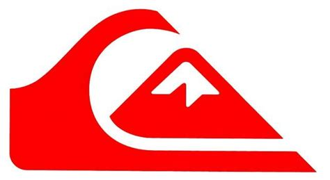 Quiksilver Mountain Wave Logo Sticker
