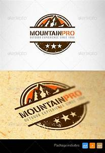 27 best images about Mountain Logo on Pinterest
