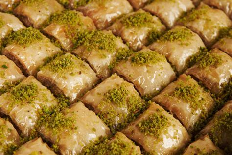 patisserie turque baklava