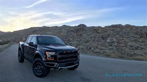 2017 Ford F 150 Raptor First Drive The Epic Baja Monster