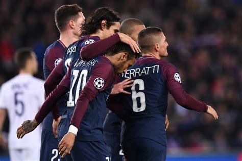 VidÉos  Psganderlecht  Les Buts De Verratti, Neymar Et