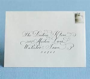 best 25 addressing wedding envelopes ideas on pinterest With wedding invitation etiquette addressing engaged couple