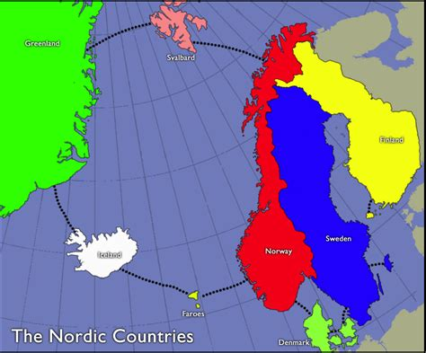 Which For The Nordic Countries The Right Embraces Sweden And Misses The Point