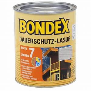 Bondex Dauerschutz Lasur Grau : bondex dauerschutzlasur holzschutzmittel 0 75l grau 2106 ~ Watch28wear.com Haus und Dekorationen