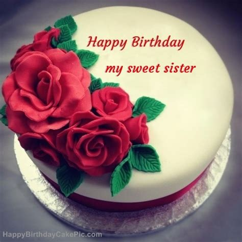 happy birthday  sweet sister happy birthday pictures