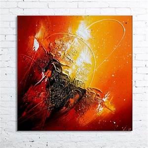 Tableau En Relief : peinture moderne l 39 huile orionis tableau abstrait ~ Melissatoandfro.com Idées de Décoration