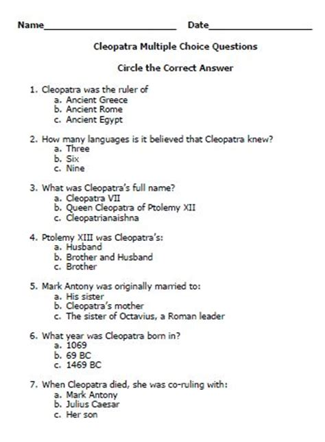 18 best images about sixth grade on cleopatra