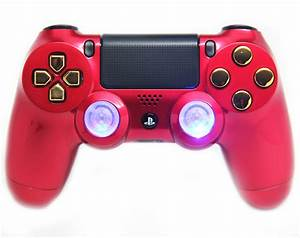 QuotIRON MANquot PS4 MODDED CONTROLLER ModdedZone