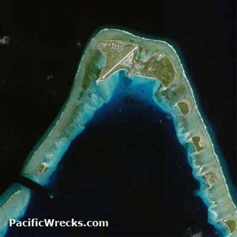 Pacific Wrecks - Roi-Namur, Marshall Islands