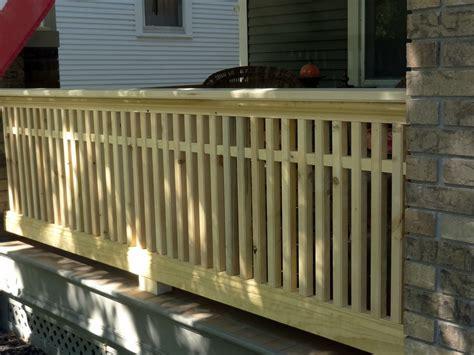 milestone   feet  craftsman style porch