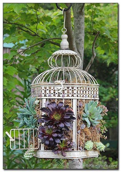 unique flower planters   beautify  garden