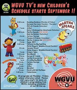 Pbskids Schedule | Kids Matttroy