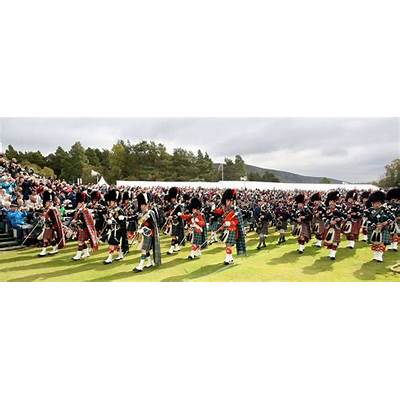 Braemar GatheringAberdeen Aberdeenshire and Moray