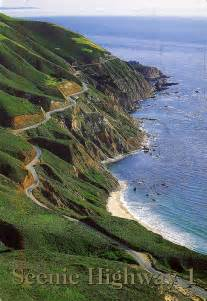 California Highway 1 Scenic