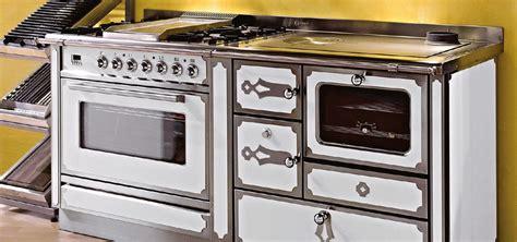 Cucine A Legna Usate by Vescovi Cucine Produzione Cucine A Legna Termocucine