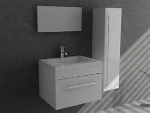 Möbel Für Gäste Wc : badm bel mika 600 weiss waschtisch badezimmer m bel g ste wc m bel einrichtung f r s ~ Indierocktalk.com Haus und Dekorationen