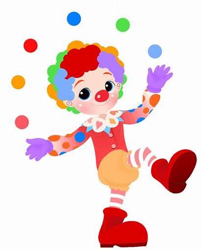 Circus Clipart Stilts Clip Transparent Clown Webstockreview