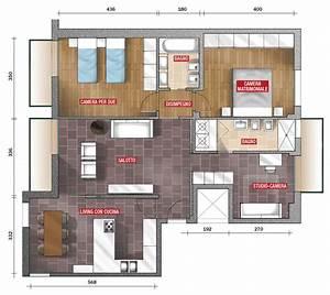 Bilocale Di 40 Mq Una Casa Fai Da Te Cose Di Casa Con Progetto Casa 55 Mq E Pianta Casa Arienti